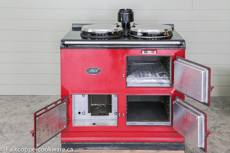 New 2 - Oven Claret Gas